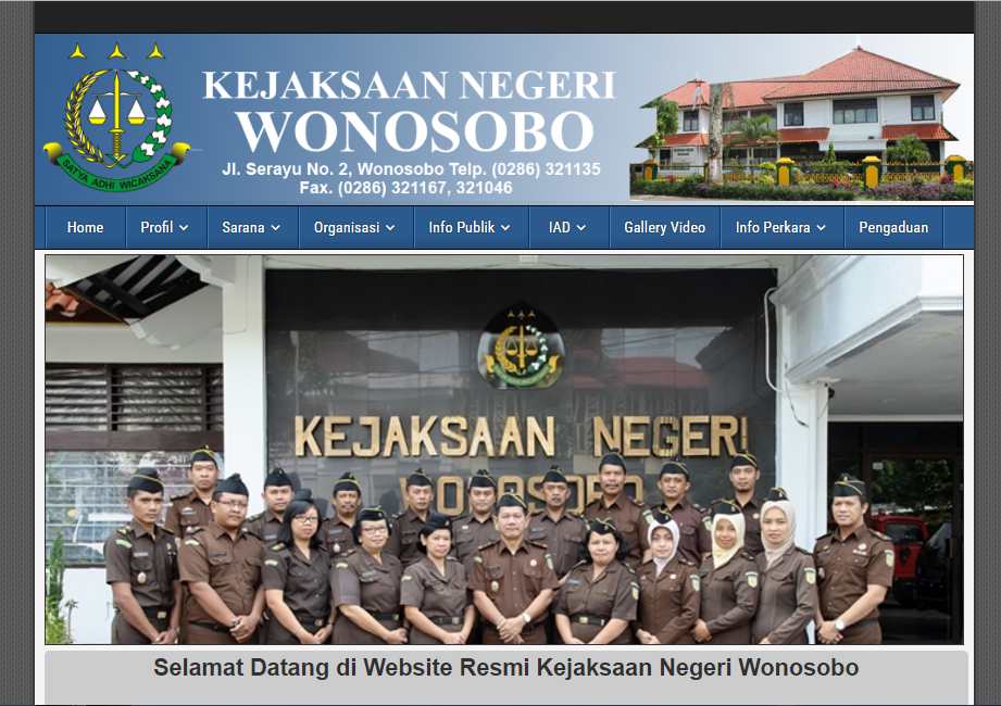 Jogja Project Solution