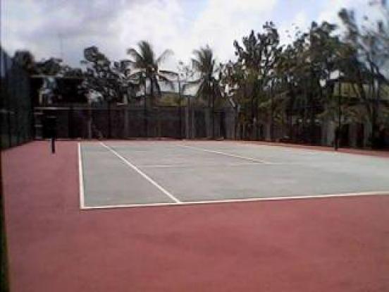 CV.PUTRA MANDIRI PERKASA ( spesialis pembuatan lapangan tenis & sport courts Indonesia )